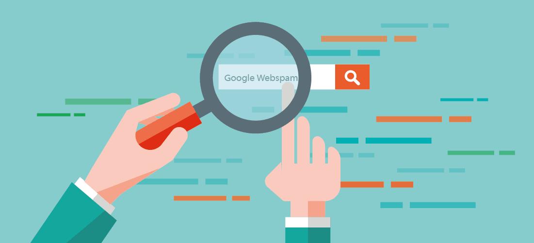 Google Webspam Raport