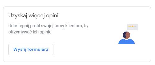 Place ID - dodanie opinii o firmie w Google